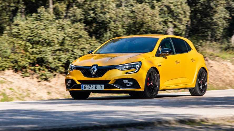 Prueba Renault Mégane R.S. 2019
