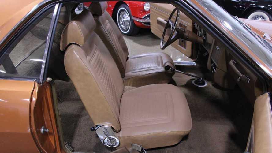 The 1969 AMC AMX Was Uniquely Glorious