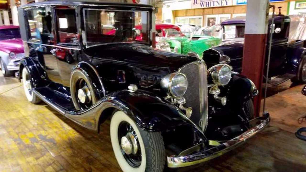 1933 Buick Series 90
