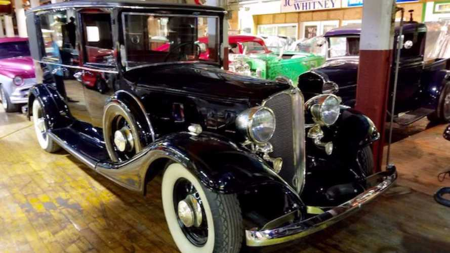 1933 Buick Series 90 Has Left Historians In A Spin