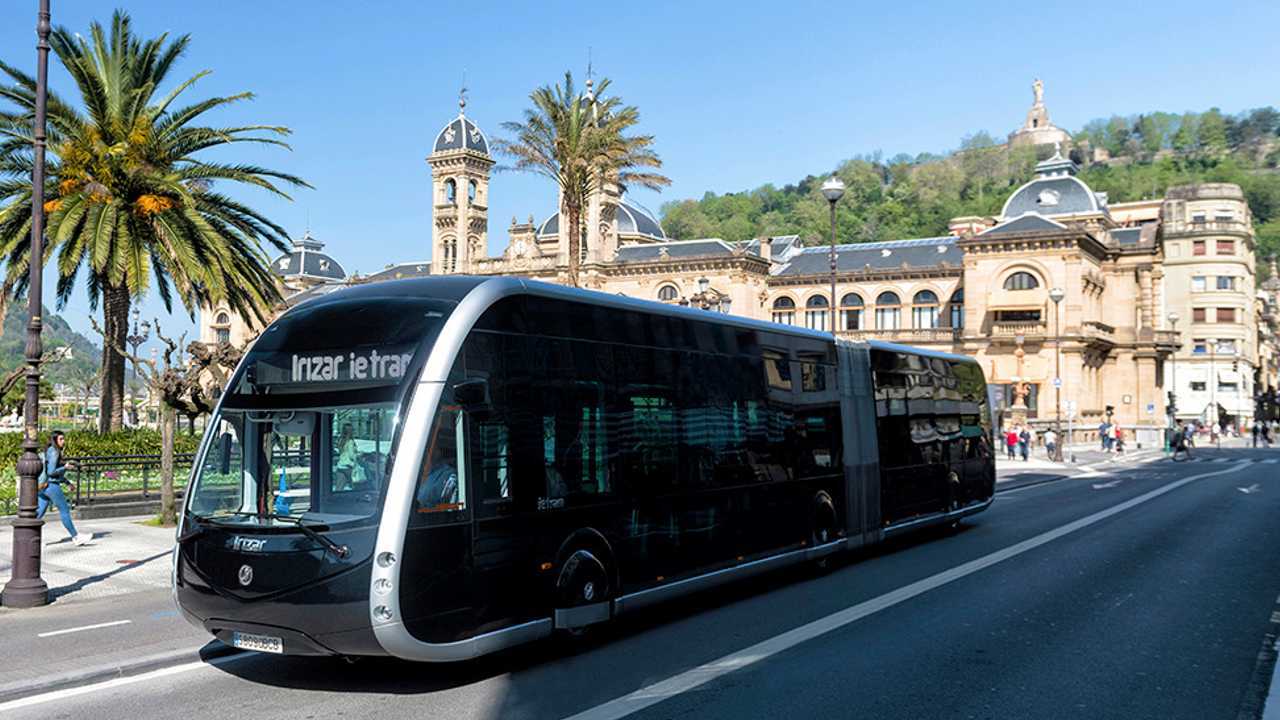 Irizar has won the contract to supply the electric bus system for the Swiss city of Schaffhausen