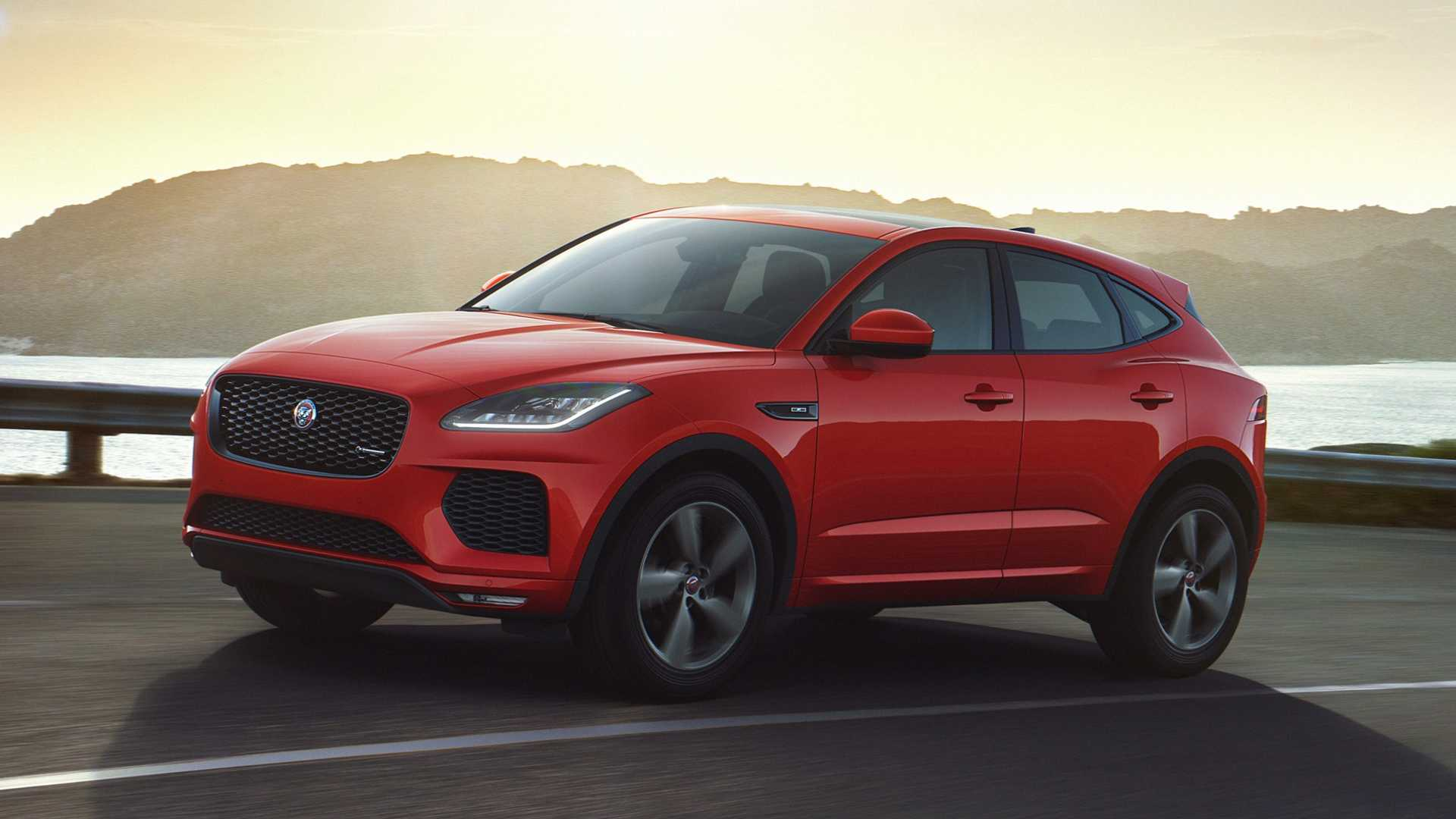 E Pace Suv Is Latest Jaguar To Get Chequered Flag Treatment