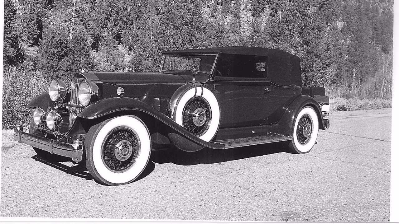 1932 Packard V8