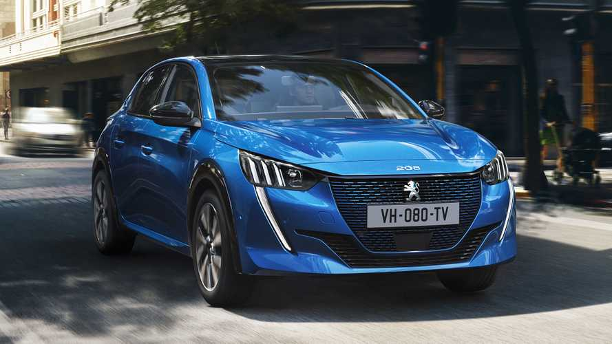 Peugeot makes up for government EV grant cuts, giving buyers £500 off