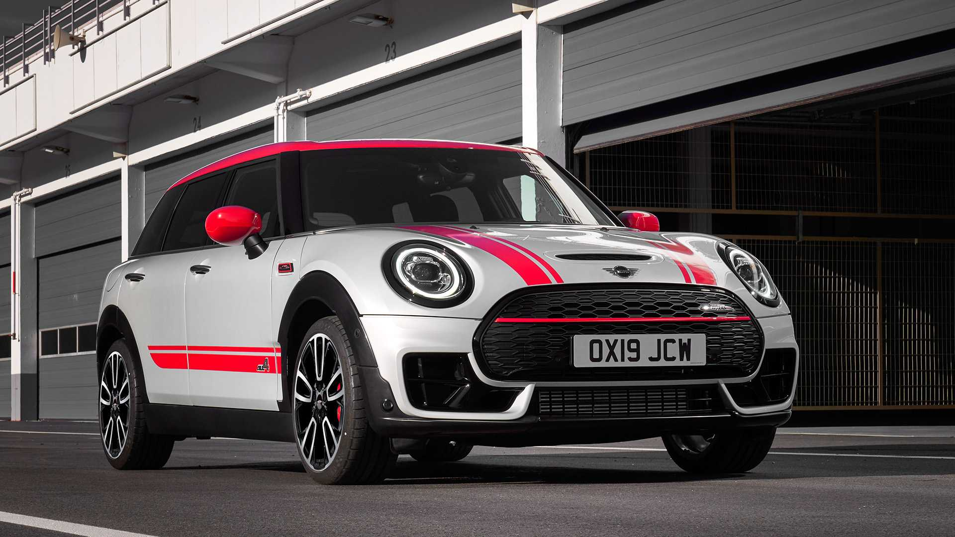 2020 Mini John Cooper Works Clubman Countryman Debut With 301 Hp