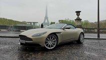 Essai Aston Martin DB11 Volante (2019)