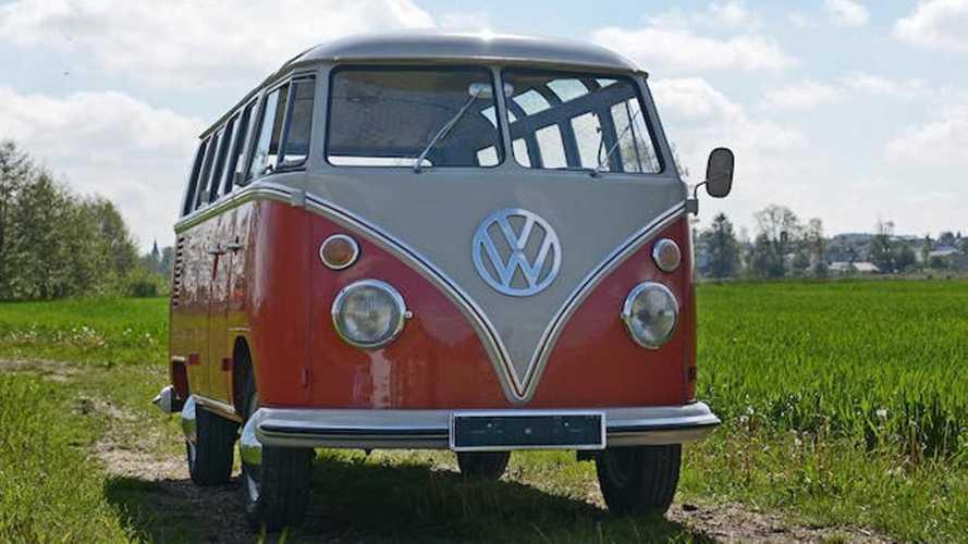 Disfrutar de esta Volkswagen T1 Samba te costará más de 100.000 euros