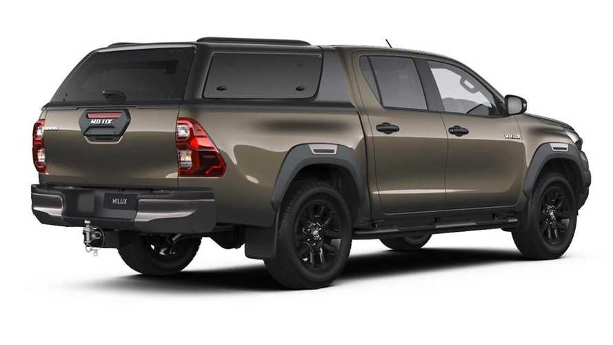 Toyota Releases Wide Range Of Hilux Accessories For Aesthetics, Utility