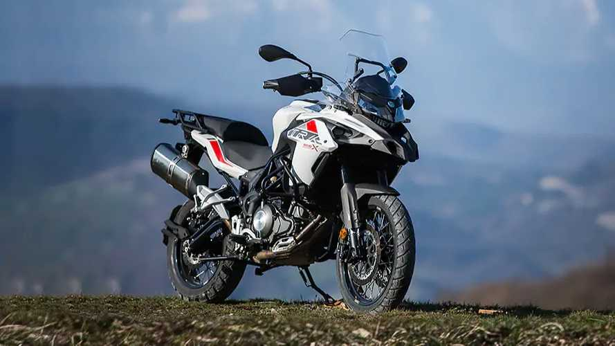 The 2021 Benelli TRK 502 BS6 Could Soon Launch In India