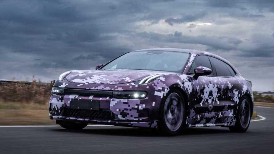 Lynk & Co Zero: Neues Geely-Elektroauto mit Vier-Sekunden-Sprint