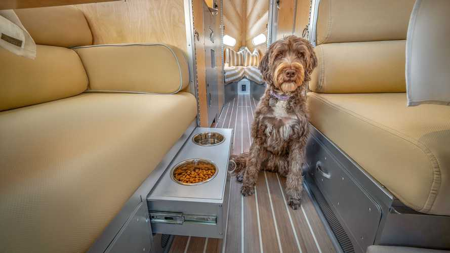 New Bowlus Terra Firma Limited Edition Camping Trailer Is For The Dogs