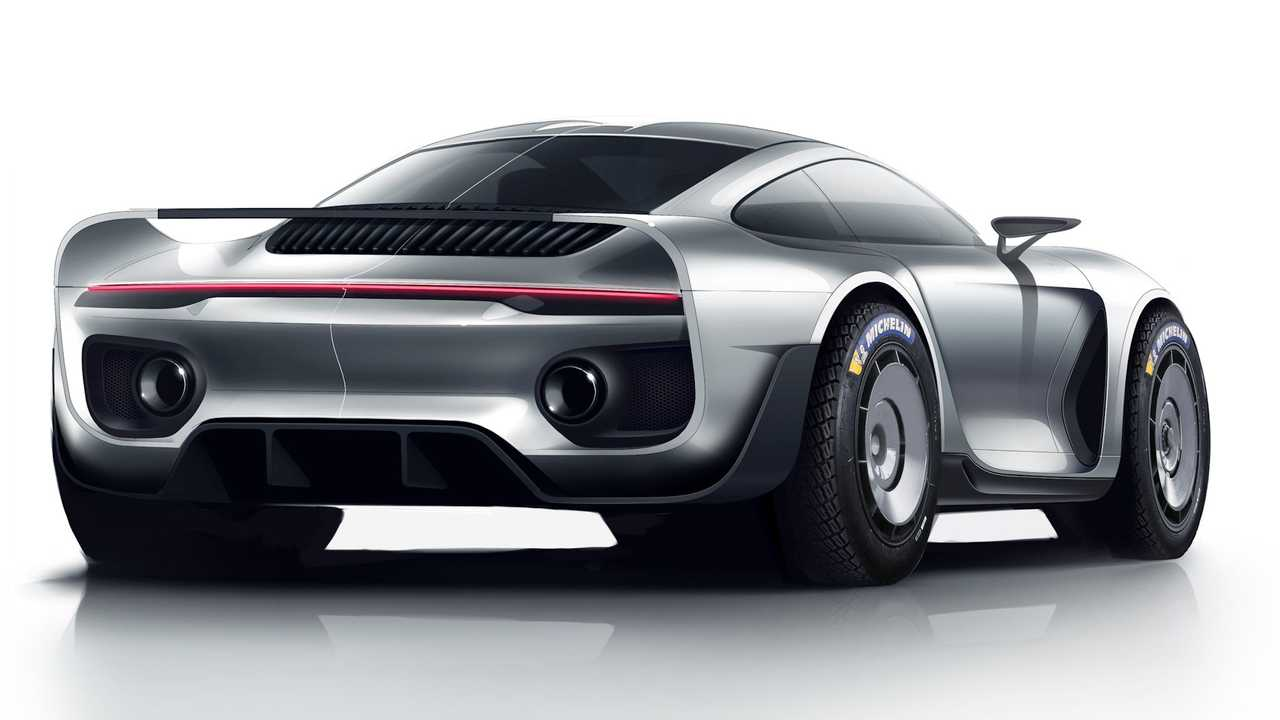 Marc Philipp Gemballa Porsche 911 Project