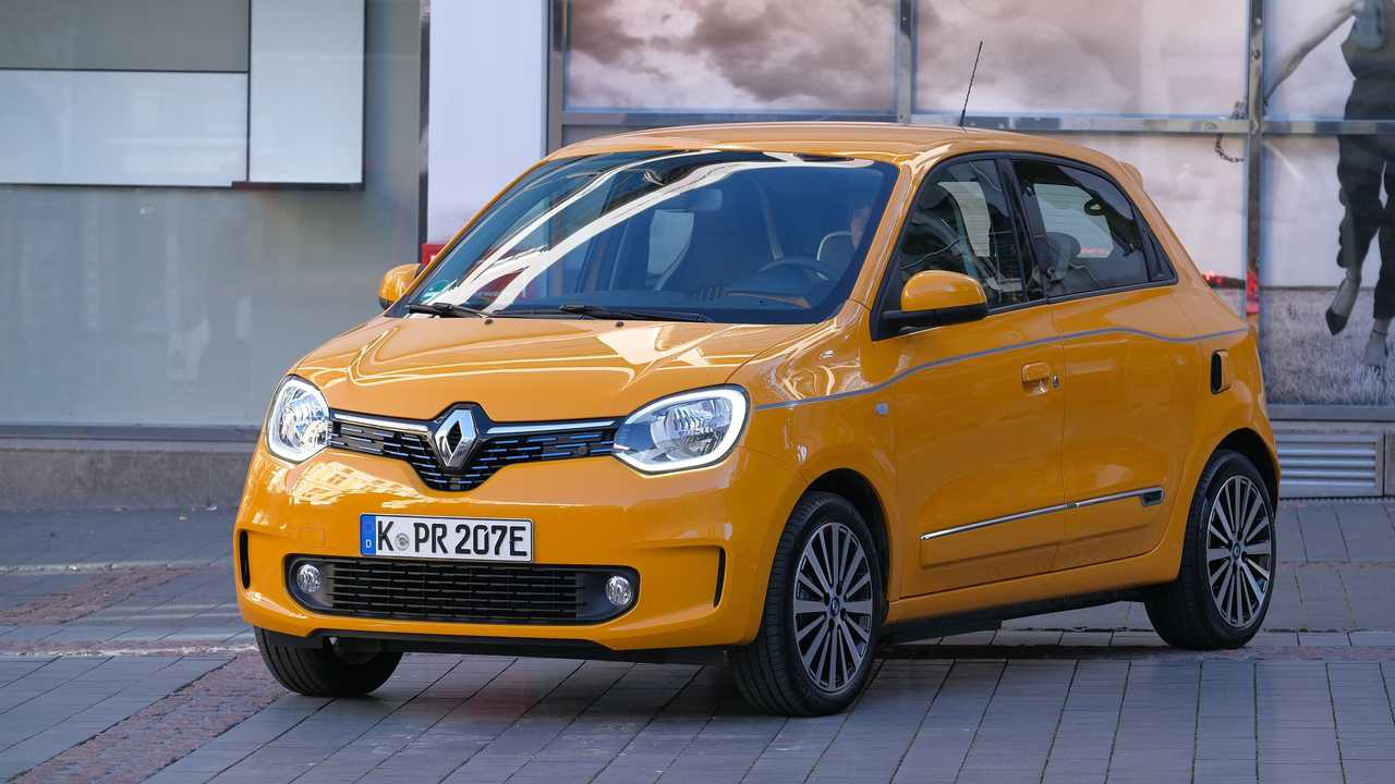 Renault Twingo Electric (2021)