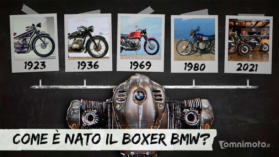 La storia del motore boxer di BMW: dagli inizi ai giorni nostri