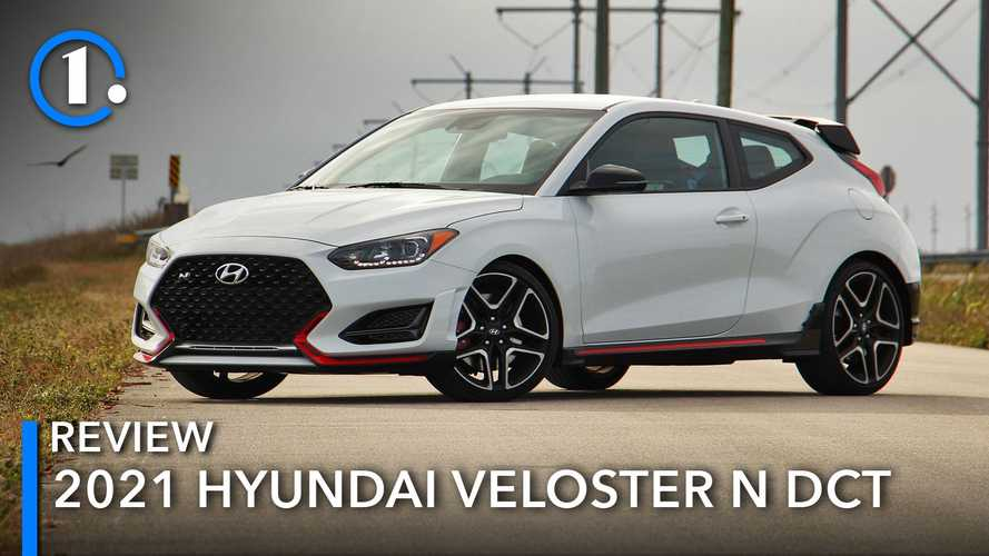 2021 Hyundai Veloster N DCT Review: The Hot Hatch To Have