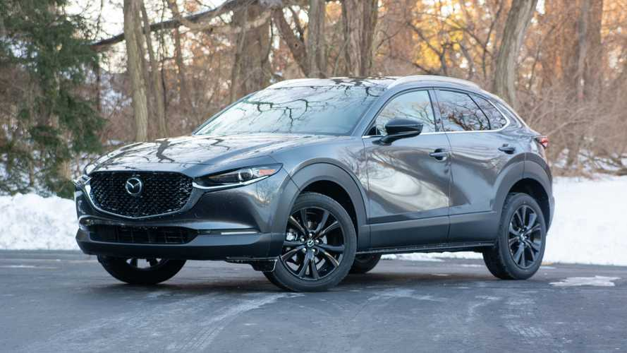 2021 Mazda CX-30 2.5 Turbo: First Drive
