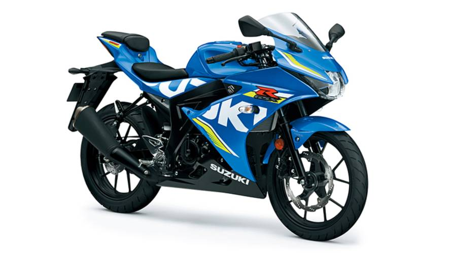 2017 Suzuki GSX-R125 Not Coming to the US