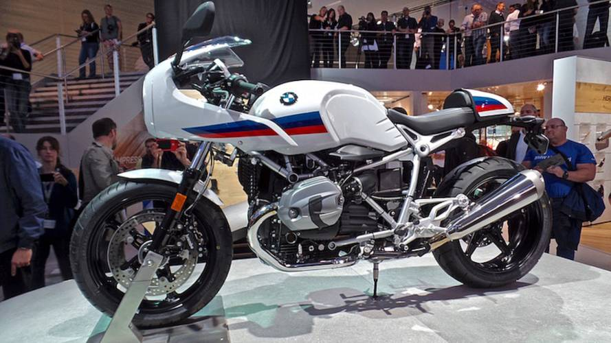 BMW Posts R nineT Prices