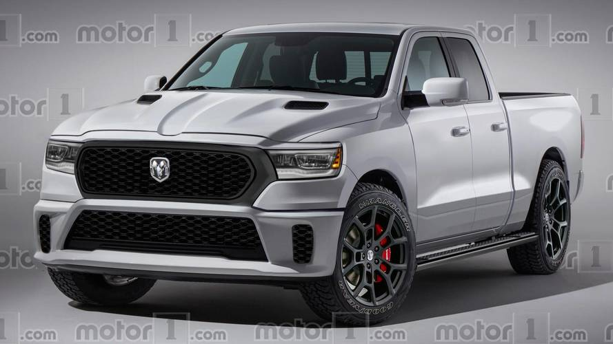 Ram 1500 Rebel TRX: Everything We Know