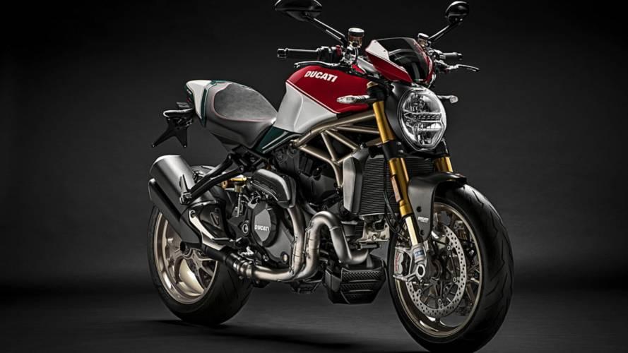Ducati presenta la Monster 1200 25° Anniversario