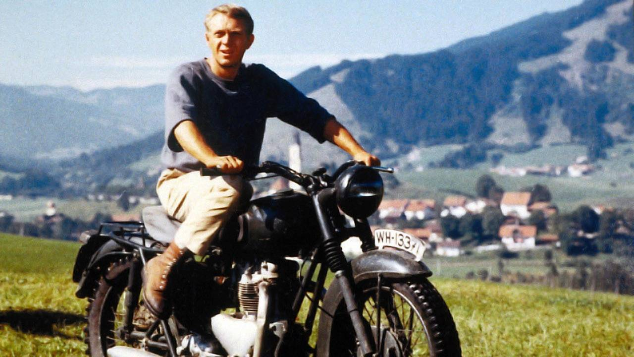 Famous Movie Motorcycles: From Easy Rider to Ghost Rider