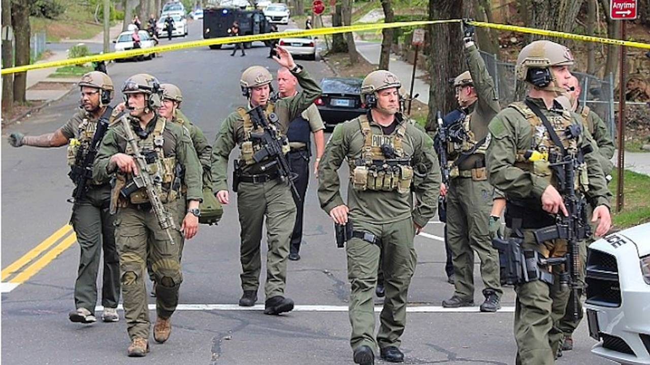 Misidentified Kawasaki Leads to Armed SWAT Standoff