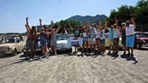 Fiat 500 Storiche, il 35° Meeting Internazionale