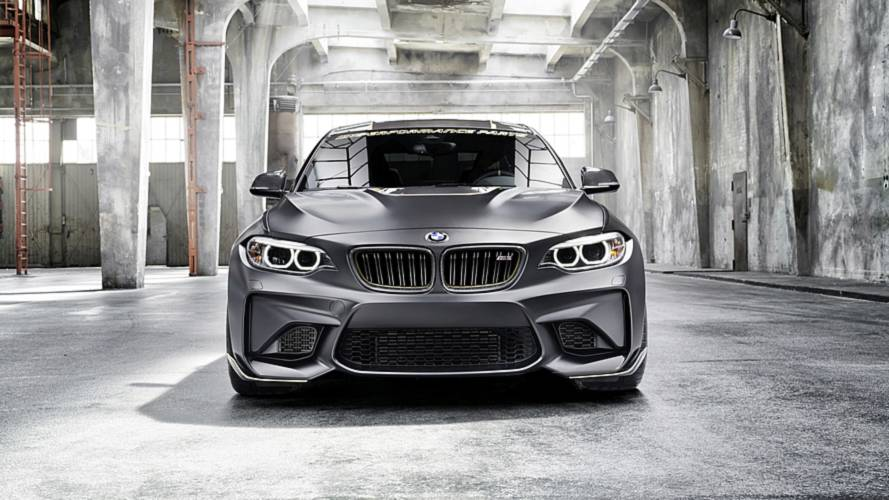BMW M2 M Performance Parts Concept