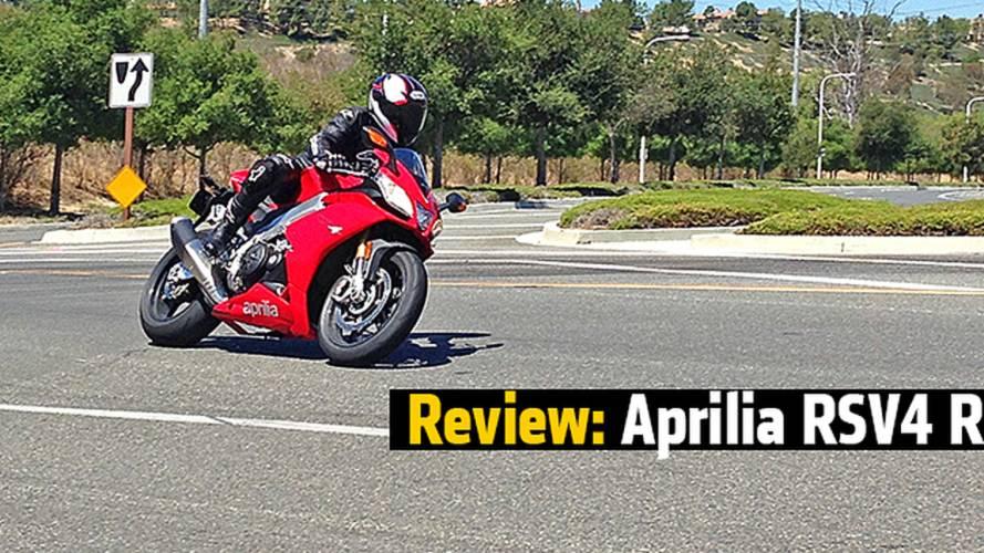 Review: 2014 Aprilia RSV4 R