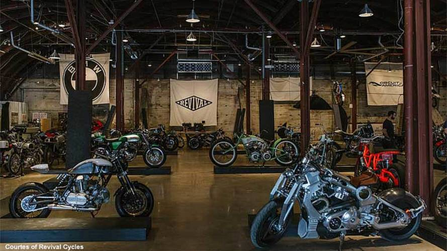 Fourth Annual Handbuilt Show in Austin