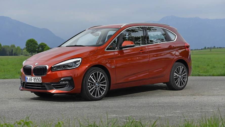 BMW to axe its MPVs after current generation