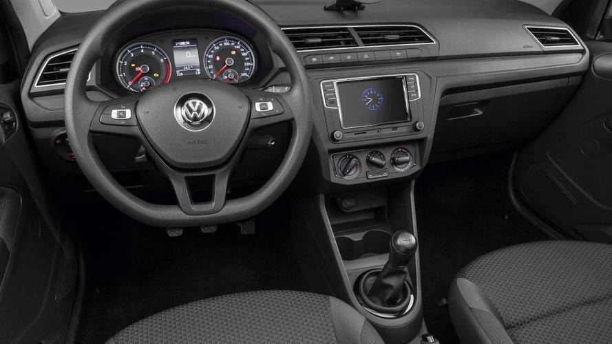 VW Gol e Voyage 2019