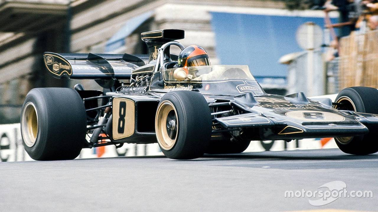 1972 John Player Special Lotus 72D
