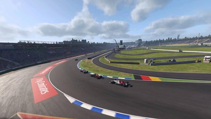Vídeo: cómo se ha acercado 'F1 2018' a la auténtica simulación