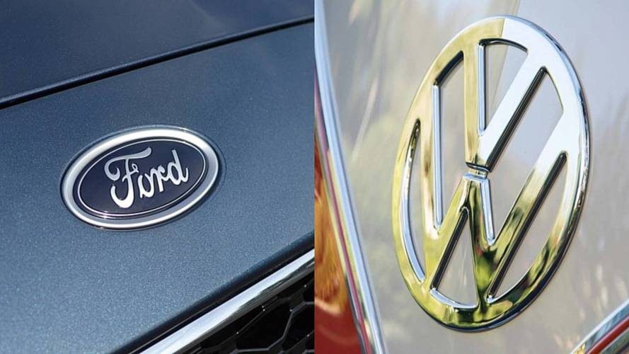 Potential VW, Ford Alliance Could Be The Industry's Largest [UPDATE]