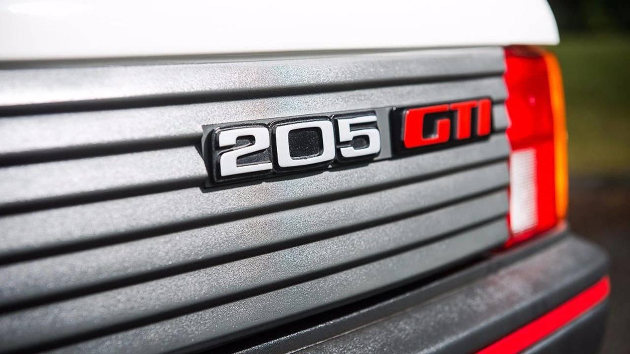 Peugeot 205 GTi: en conclusión...