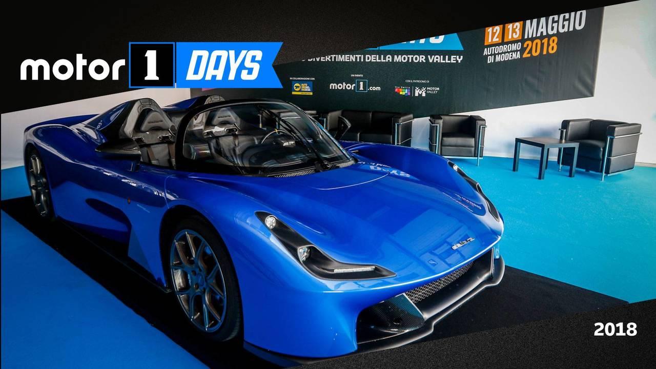 Dallara Stradale @ Motor1Days 2018