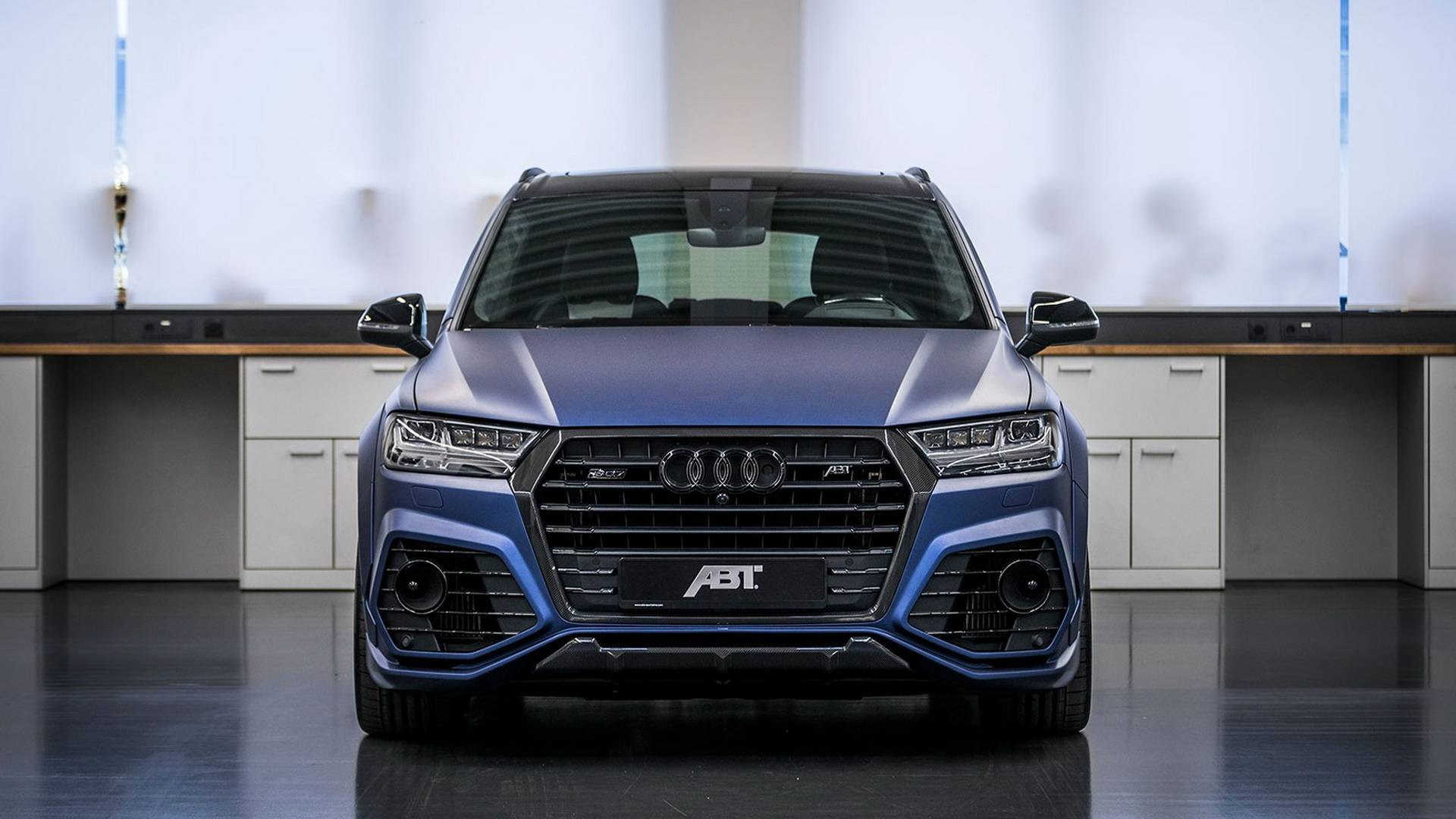 2018 Audi SQ7 TDI: Specs, Design, Price >> Audi Sq7 By Abt Detailed On Video 765 Lb Ft For 266 330