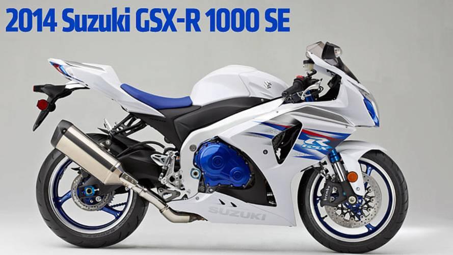 2014 Suzuki GSX-R1000 SE – AIMExpo 2013