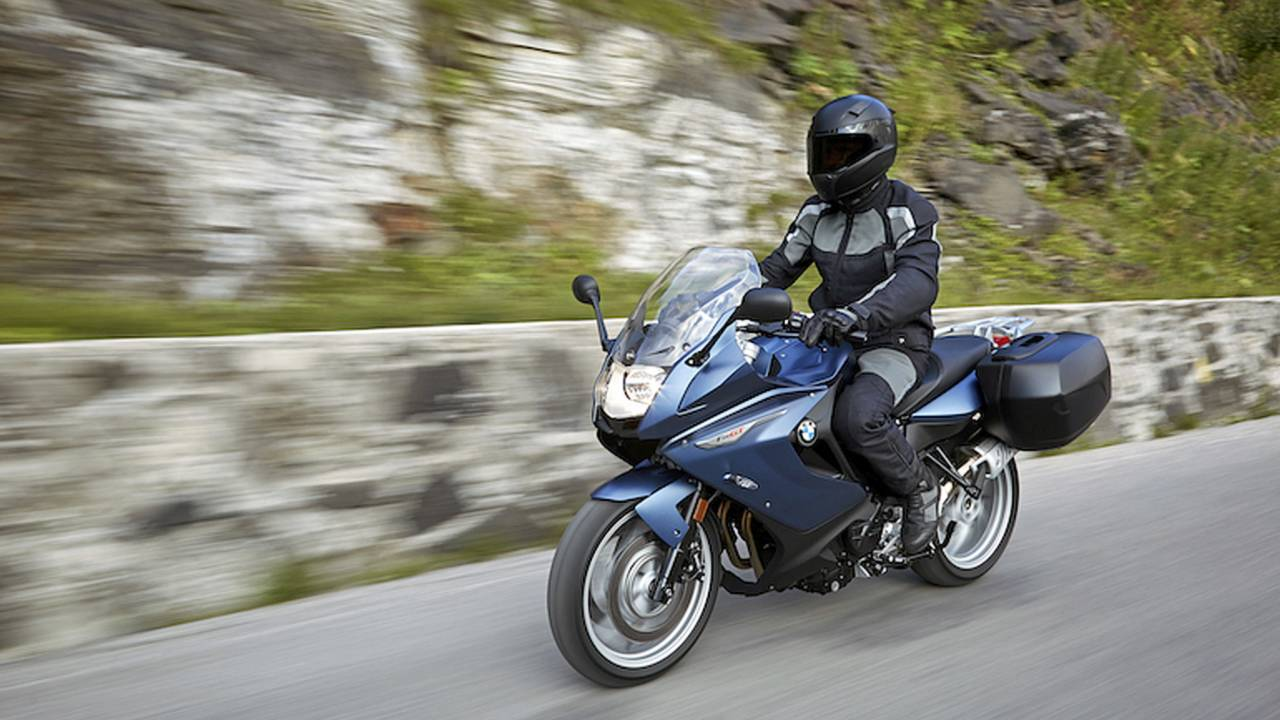Sport Tourer Less Expensive Option: BMW F 800 GT