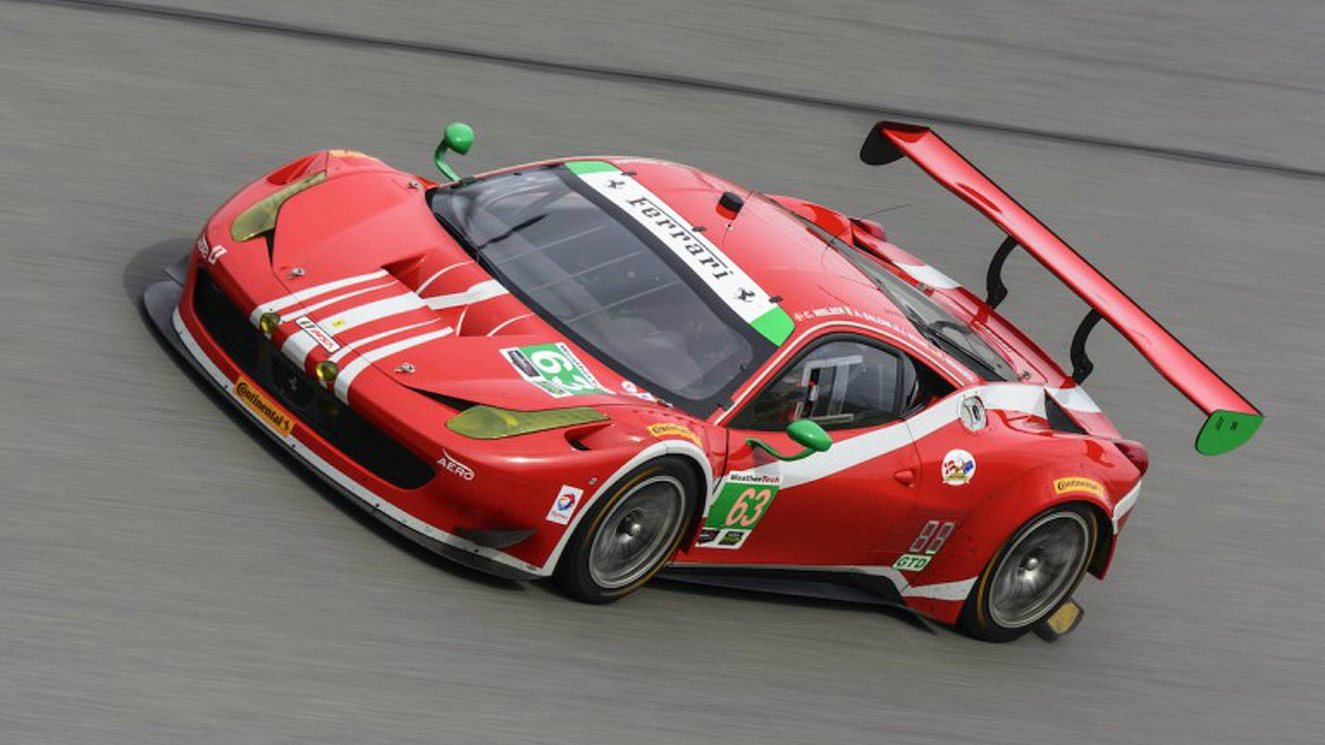 A Glimpse Inside Sports Car Racing With Scuderia Corsa Driver Jeff