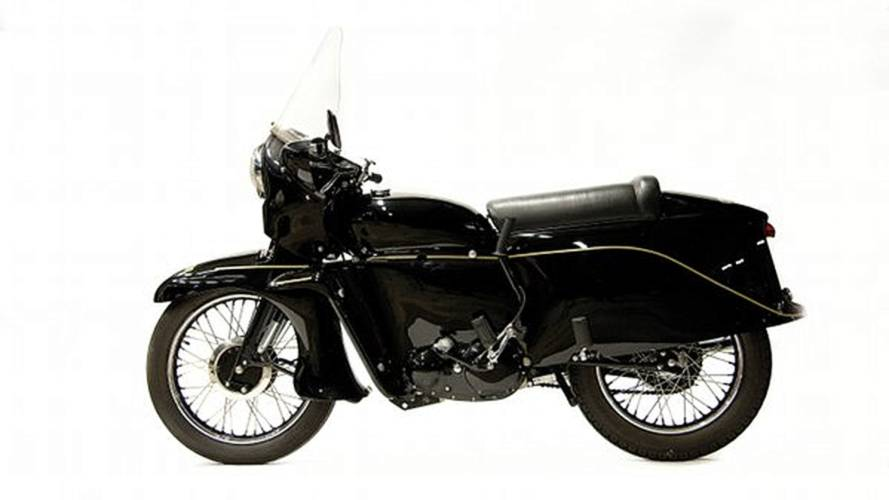 Retro: 1955 Vincent Black Knight