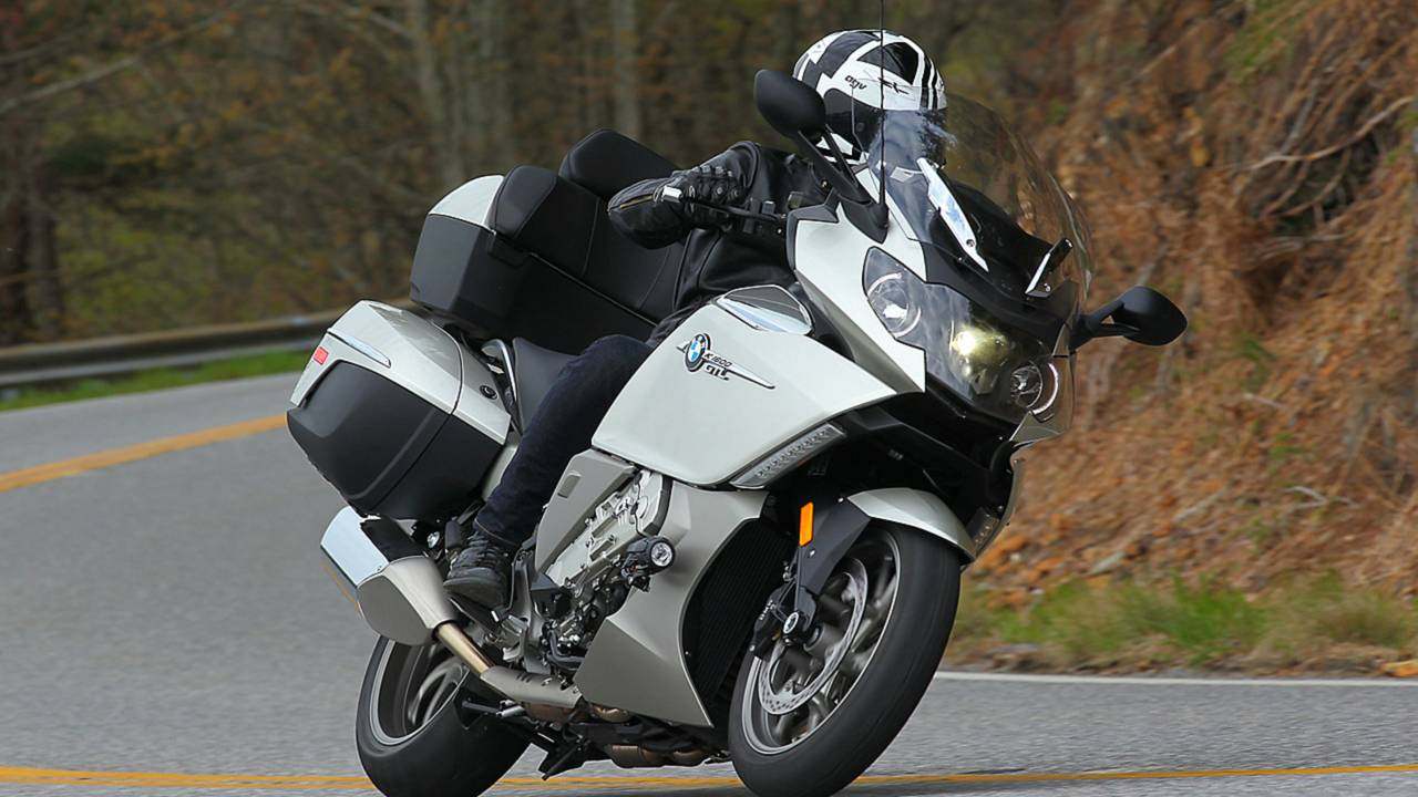 RideApart Review: BMW K1600GT/L
