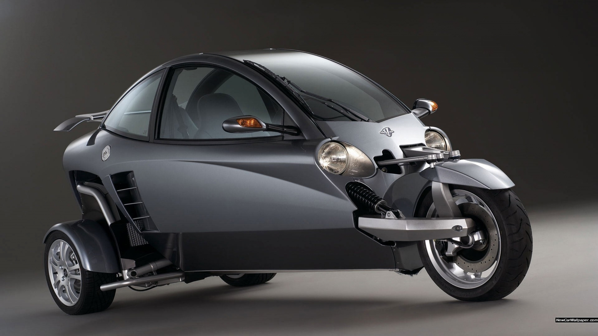 3 Wheel Car >> Check Out 10 Cars That Only Had Three Wheels