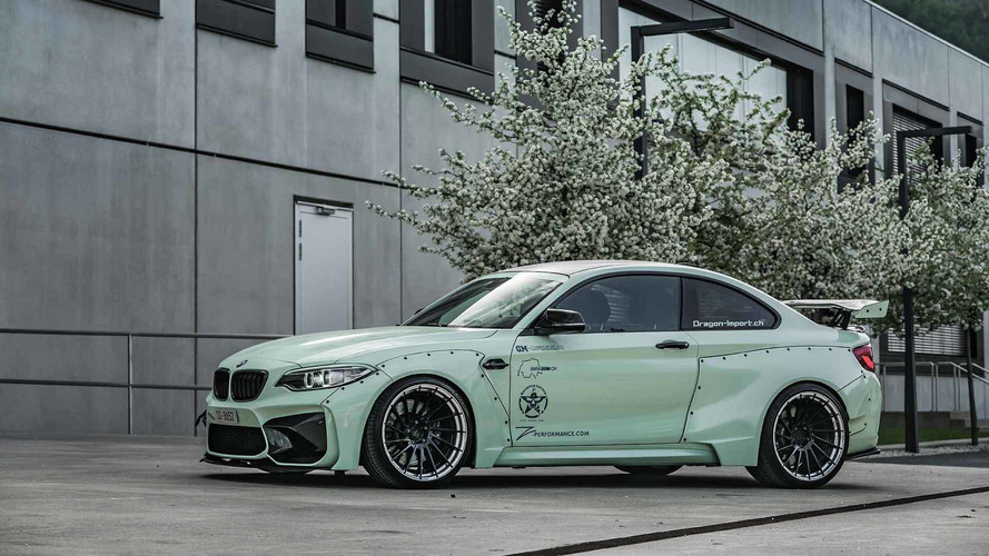 BMW M2 Z Performance