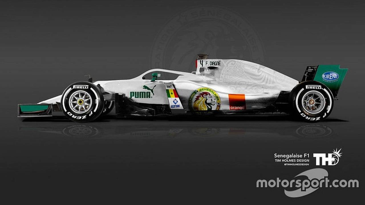 F1 Team Senegal