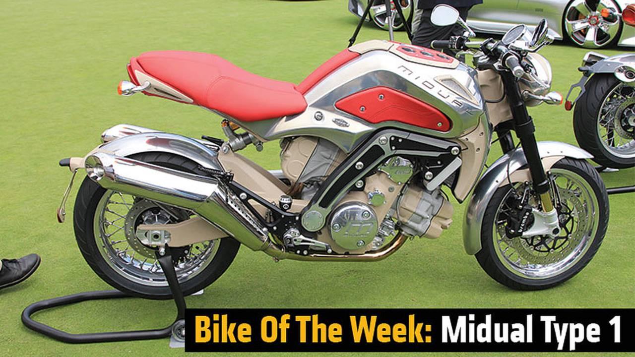 Bike Of The Week: Midual Type 1