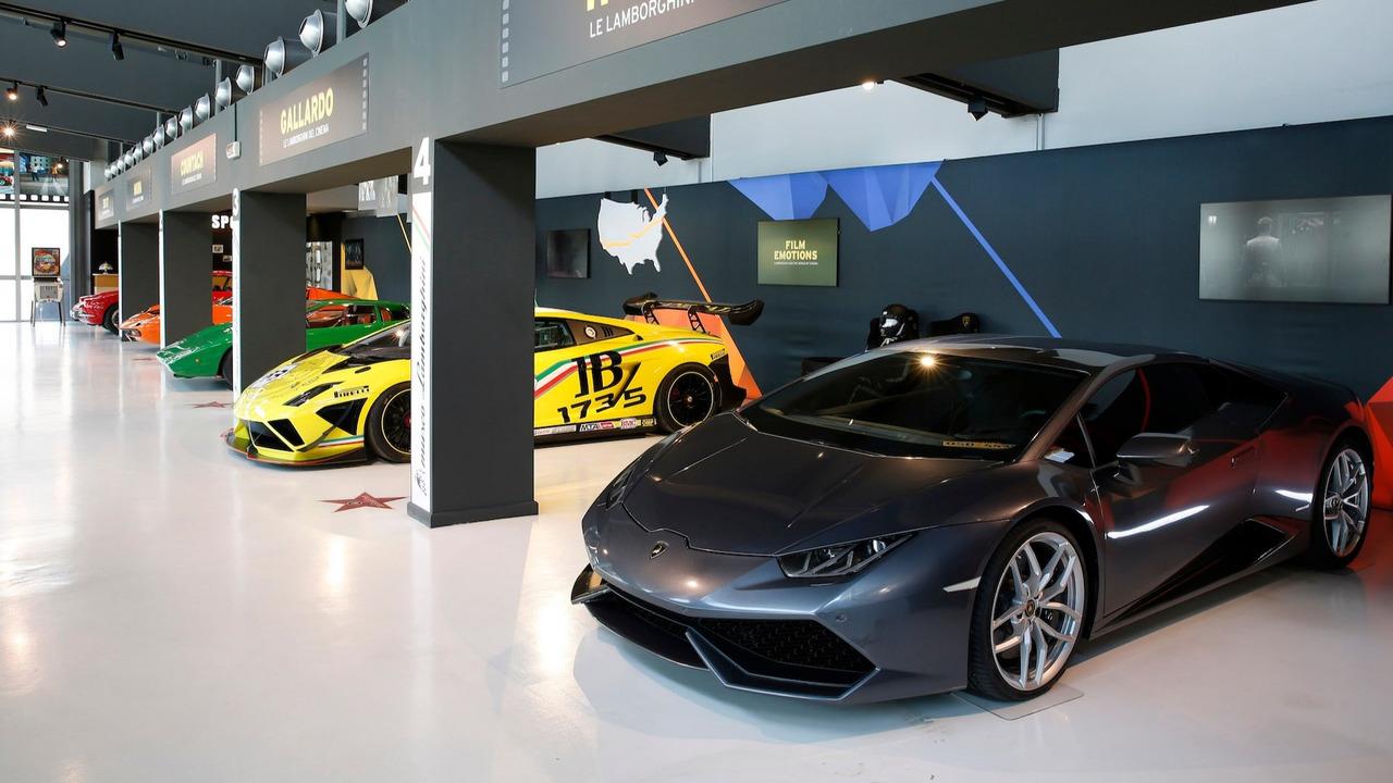1. Lamborghini Huracán (Doctor Extraño, 2016)