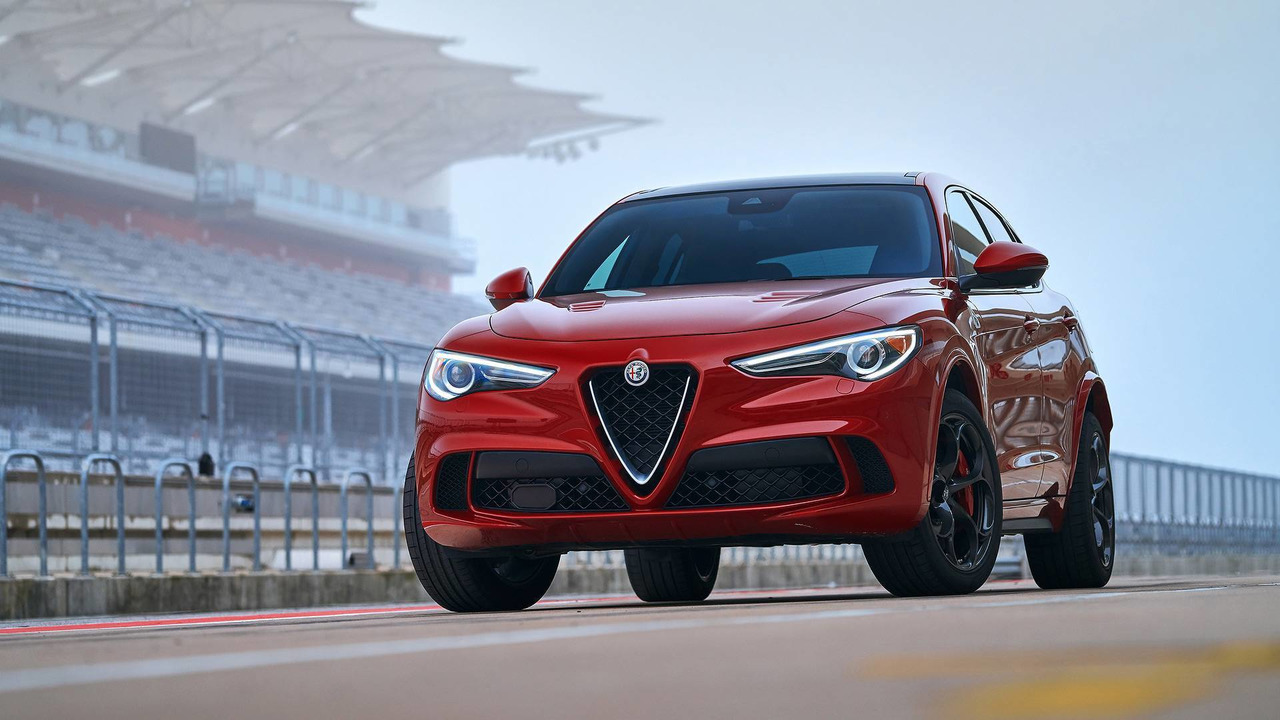 Alfa Romeo Stelvio Refresh / Long-wheelbase
