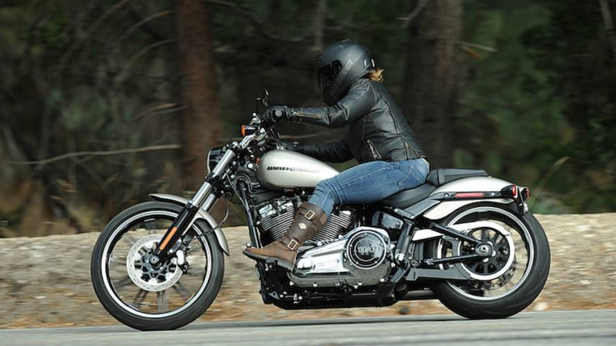 2018 Harley-Davidson Breakout – First Ride